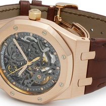 Audemars Piguet Royal Oak Automatic Skeleton 39mm 18K Solid...