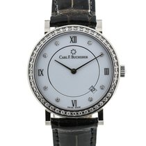 Carl F. Bucherer Adamavi White Gold