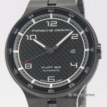 Porsche Design Flat Six P'6350 ~NEW~ 68% OFF