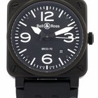 Bell & Ross BR 03-92 Carbon Ref. BR03-92-S