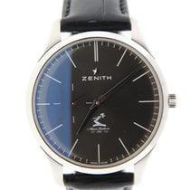 Zenith Elite Ultra Thin Stainless Steel