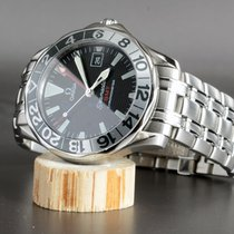 Omega 50 Years GMT Seamaster