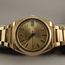 Rolex Ref. 5100 Texano Beta 21 gold limited edition