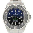 Rolex Deepsea Sea-Dweller D-Blue 116660 Steel James Cameron Watch