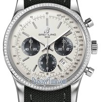 Breitling Transocean Chronograph 43mm ab015253/g724-1ft