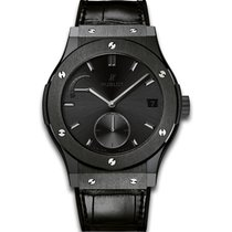 Hublot Power Reserve 8 Days All Black