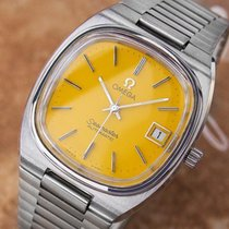 Omega Seamaster C1020 Vintage Stainless Swiss Automatic Mens...