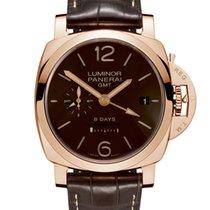 Panerai Luminor 1950 18k Rose Gold Men's Watch