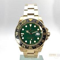 Rolex Oyster Perpetual GMT-Master II 116718LN Grün aus 2010