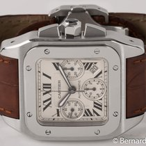 Cartier - Santos 100 XL Chronograph : W20090X8