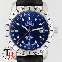 Glycine Airman 2000 Box+Papers