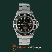 Rolex Submariner 1680 red writing, MK1, long F