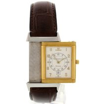 Jaeger-LeCoultre Reverso SS & 18k Yellow Gold 140.255.5