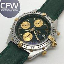Breitling Chronomat green dial
