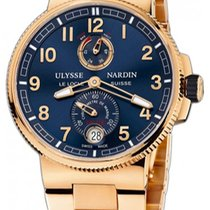 Ulysse Nardin Marine Chronometer Manufacture 43mm 1186-126-8M.63