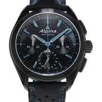 Alpina Alpiner 4 - MANUFACTURE FLYBACK CHRONOGRAPH / AL-760BN5...