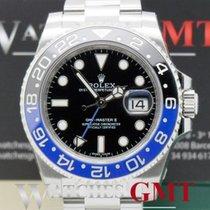 Rolex GMT Master II Batman Ceramic 116710