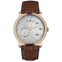 Blancpain Men's 6670364255B Villeret Quantième Annuel Watch