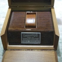 """Eberhard & Co. vintage watch wooden box for any """"tazio..."""