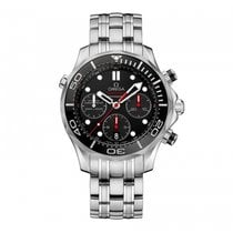 Omega Seamaster Diver 300M  Stainless Steel Mens watch...