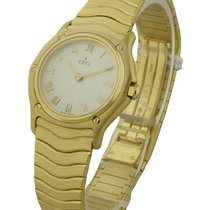 Ebel 8090121 Classic Wave in Yellow Gold - on Yellow Gold...