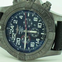 Breitling Super Avenger II Military Limited Edition 500 World...