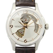 Hamilton Jazz Master Stainless Steel Silver Automatic H32565555