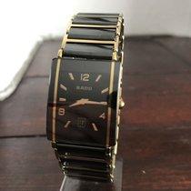 Rado Distar ceramic wristwatch