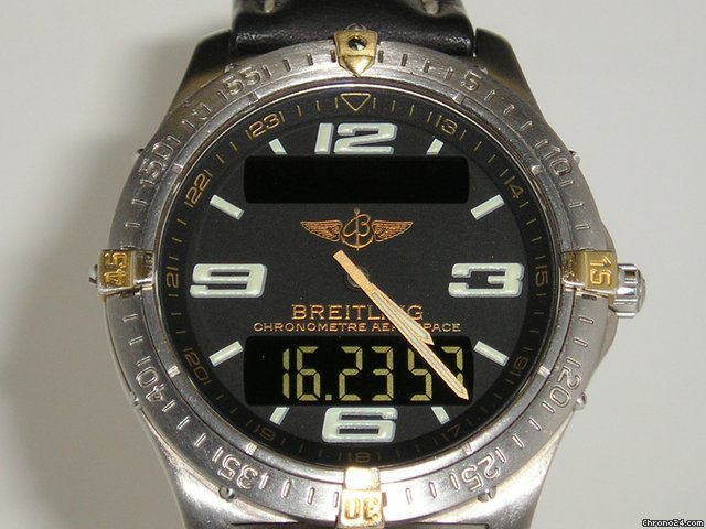 "Breitling Aerospace   ""Repetition"""