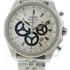 Breitling Bentley Barnato Racing Silver Dial 49mm - Ste...