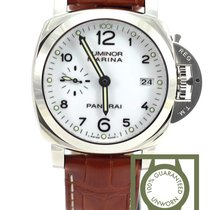 Panerai Luminor Marina 1950 3 days white dial 42mm pam523 NEW