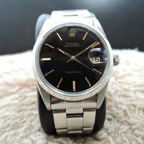 Rolex OYSTER DATE 6694 Original Matt Black Dial with Gold Print
