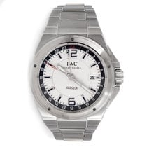 IWC Ingenieur Dual Time Automatic