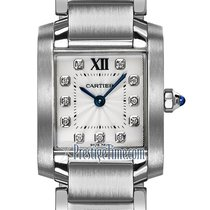 Cartier Tank Francaise Small we110006