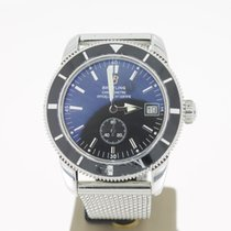 Breitling Superocean Heritage Full Steel (B&P2013) Black...
