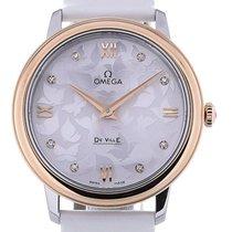 Omega De Ville Prestige 33 Quartz Gemstone