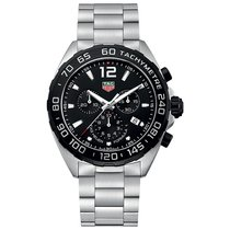 TAG Heuer Formula 1 43mm Chrono Date Quartz Mens Watch Ref...