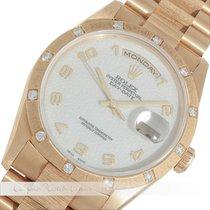 Rolex Day Date Gelbgold 18308