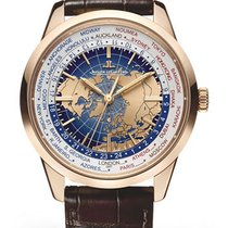 Jaeger-LeCoultre Geophysic Universal Time World Time Rose Gold...