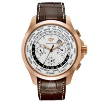 Girard Perregaux Men's Traveller WW.TC Watch