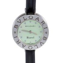 Bulgari B.zero1 Womens Quartz Bangle Watch BZ22S-GREEN