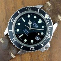 Heuer Vintage Diver Quartz Professional Men´s Size 200m