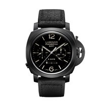 Panerai Luminor 1950 Chrono Monopulsante 8 Days GMT Ceramica ...