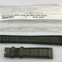 Rolex Replacement Strap Green Crocodile Leather 14mm/13mm