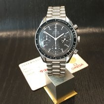 Omega Speedmaster Reduced Men's Chronograph Automatic w/ paper