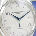 Baume & Mercier Clifton Small Seconds Automatic Mens Watch...