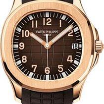 Patek Philippe Aquanaut 18K Rose Gold 5167R-001