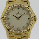Ebel Mini Sport Classic  18K Gelbgold