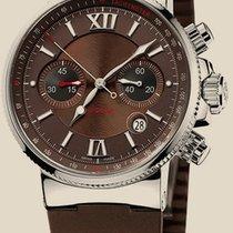 Ulysse Nardin Marine Collection Maxi Chronograph