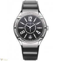Piaget Polo FortyFive White Gold Diamonds Ladies Watch